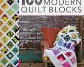 TULA PINK'S City Sampler 100 Modern Quilt Blocks book