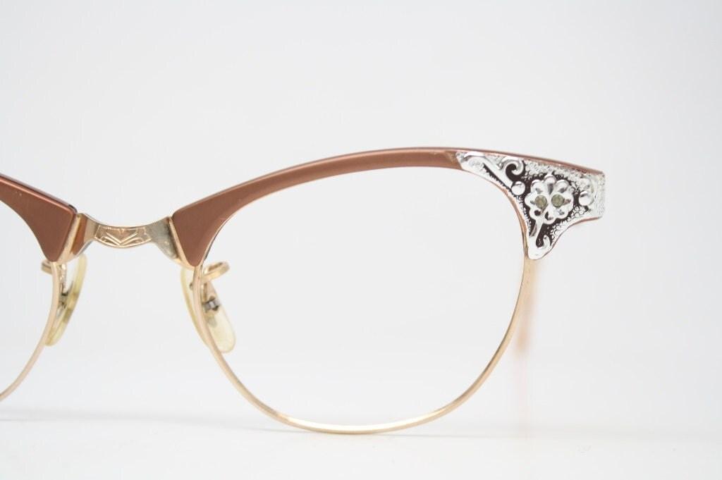 retro glasses vintage eyeglass frames 1960 s cateye