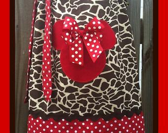 Safari Mickey Pillowcase Dress