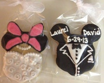 popular items for mickey mouse wedding on etsy