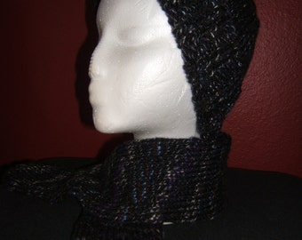 Twilight Hat and Scarf Set