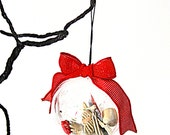 Santa's Little Yelpers Ornament