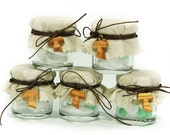 Mini favour jar for First Communion, RESERVED 25 PCS, BALANCE