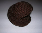 Open Mouthed Crochet Ball Pattern