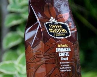 Authentic Jamaica Coffee 8oz by Coffee Roasters Jamaica Dark Roast