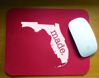 Florida 'Made' Computer Mouse Pad
