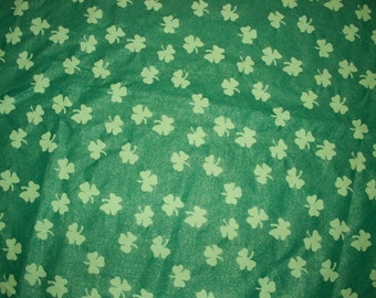 20 x 42 SAINT PATRICK'S RUNNER - Perfect For a Spark of Color