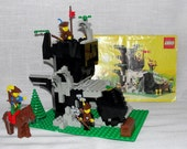 1987 Lego Camouflaged Outpost Castle System 6066