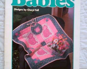 Quilts for Babies by Cheryl Fall
