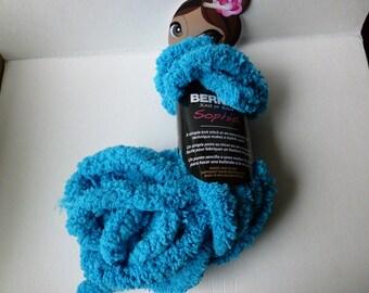 Yarn Sale  - Aqua Sophia  Knit or Knot by By Bernat