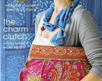 PATTERN:  AMY BUTLER Design - The Charm Clutch