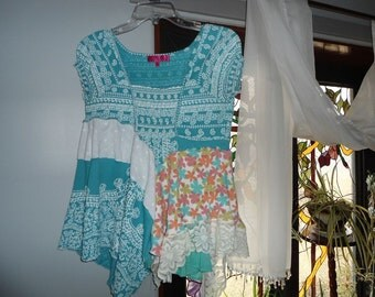 Girls size XL  or Womans XS Tunic Top