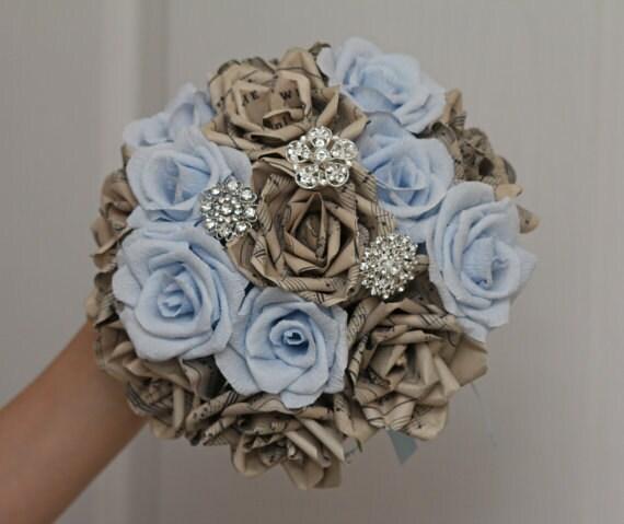 Brooch Bouquet Wedding Bouquet Bridal Bouquet Bridesmaids
