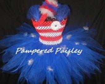 """The original """"Patriotic Paisley"""" - Patriotic tutu"""