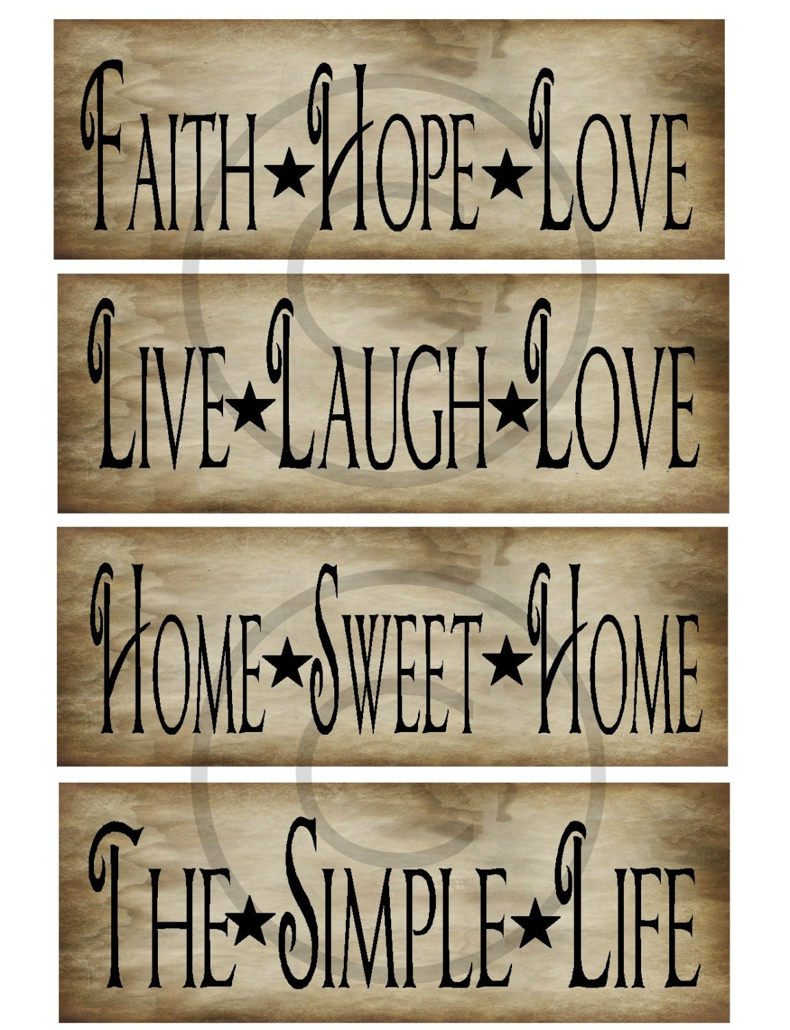 Primitive prim sayings jpeg digital pantry labels many uses for Quote stencils for crafts