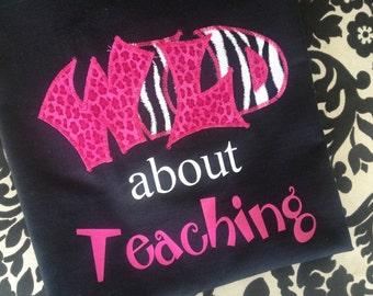 WILD ABOUT.... WHAT...Teaching, Nursing, Pediatrics, etc...