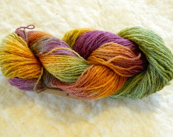 "3 Ply Sport weight yarn ""Bitterroot"""