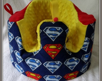 Superman bumbo seat cover