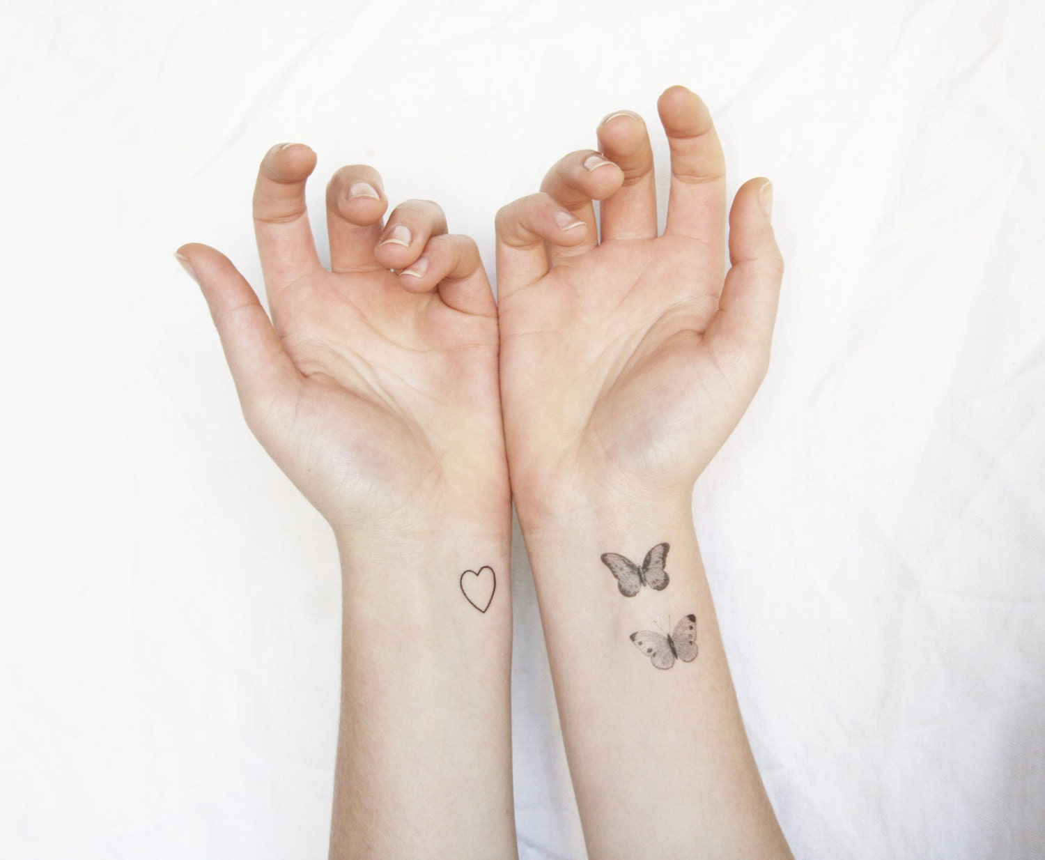 15 beautiful and chic tattoo ideas that every girl will love - butterfly tattoo small tattoo