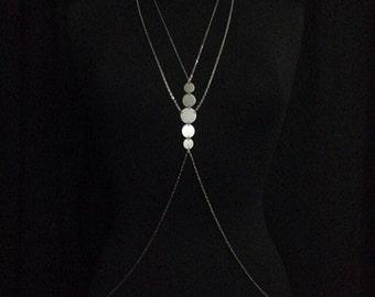Luna body chain