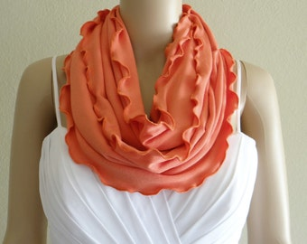 Circle Scarf.Infinity Scarf