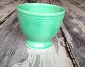 Original unmarked Fiestaware egg cup