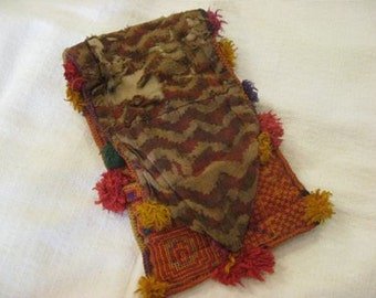 60 year old Indian pouch