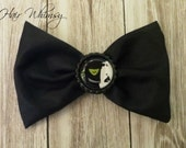 Wicked Inspired Hair Bow