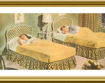 Popular Items For 1940s Bedroom On Etsy