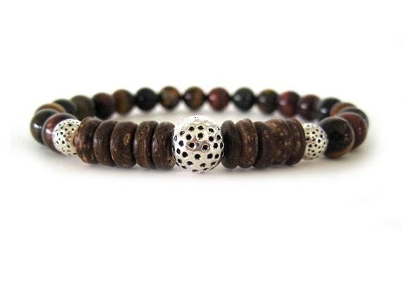 tiger eye beaded s bracelet bracelets for by