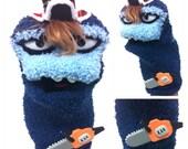 Lumberjack Sock Puppet