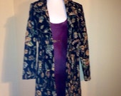 Gorgeous tapestry coat in perfect condition