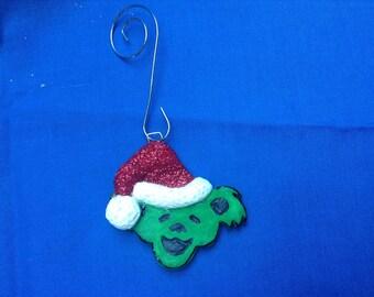 Grateful Dead Bear Ornament