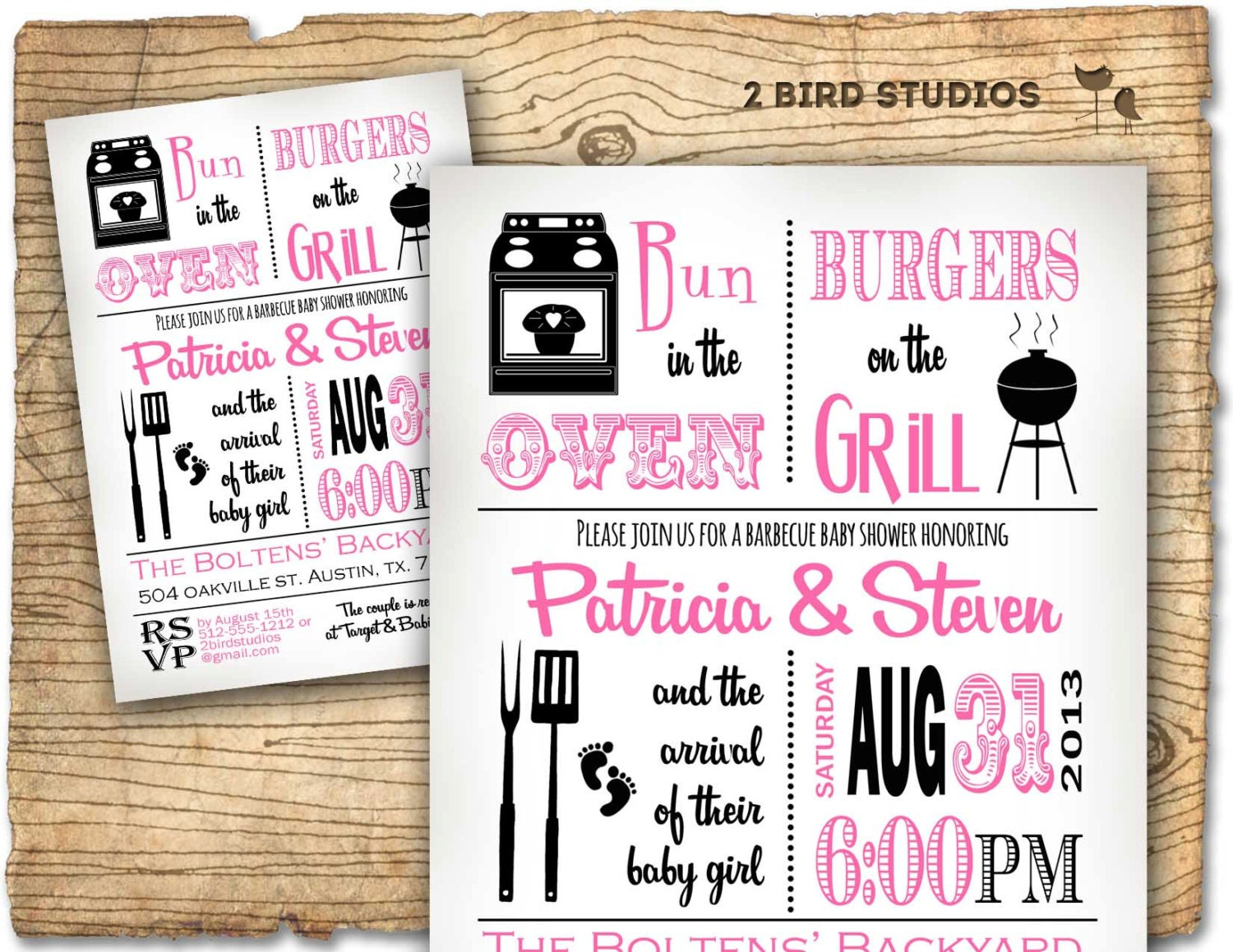 Awesome Details. A BBQ Baby Shower ...