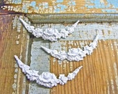 Shabby Chic Rose Swags (set of 3)