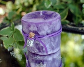 Fairy Wishing Candle - Lost in the Fairy Mist - TheEvergreenNest