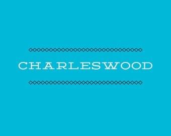 Charleswood Series - All Three Prints