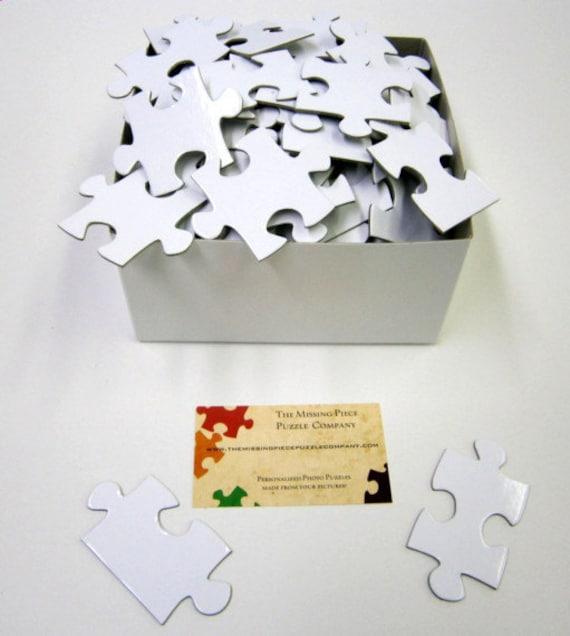 leere puzzleteile