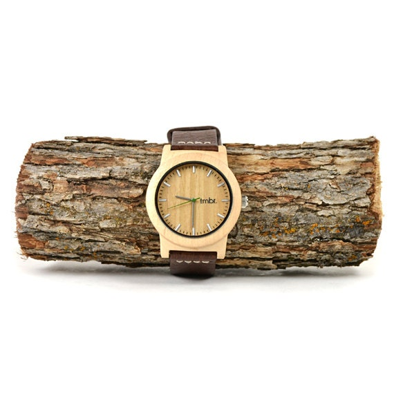 Watches Made Of Wood