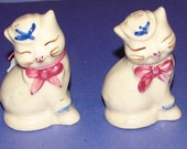 Shawnee Puss N Boots Salt & Pepper Shakers