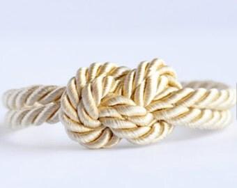 WCPY: Tie the Knot Bracelet