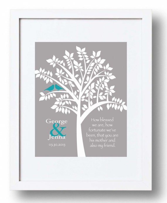 Wedding Gift For Mother In Law: Wedding Gift For Mother In-Law Future Mom By