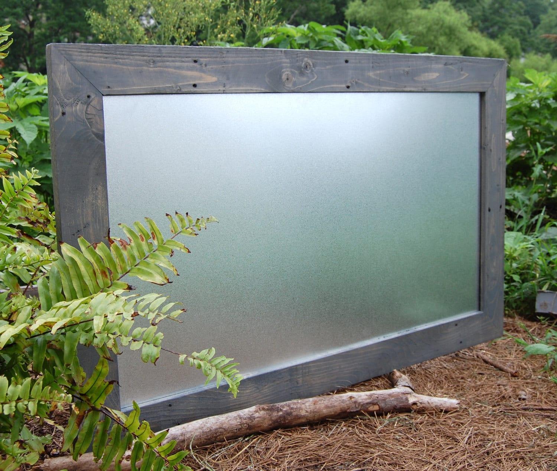 Large framed magnetic board restaurant kitchen menu for To do board for kitchen