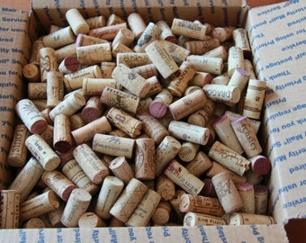 500 Used Natural Wine Corks