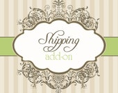 PRIORITY SHIPPING add-on for US orders only- What a Fancy Pansy shop order only