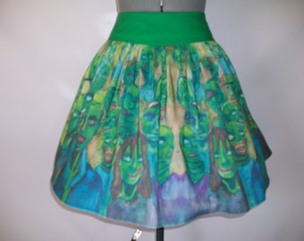 The Walking Dead Zombie Skirt