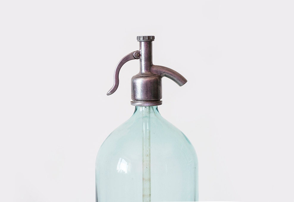 Vintage Seltzer Bottle 27