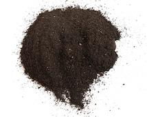 Organic BLACK WALNUT Hull Powder - Juglans Nigra - Many Traditional Uses - Natural Dye