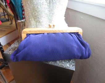 Vintage Slouchy Clutch