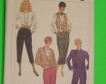 Vintage Simplicity 7225 Pattern   Size 12